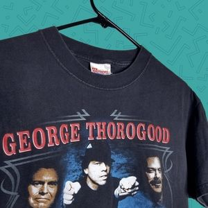Vintage George Thorogood tour tee